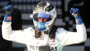 """La """"meilleure course de la carrière"""" de Bottas, un """"super début de saison"""" pour Hamilton"""