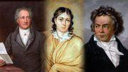 Beethoven, Goethe et Bettina Brentano, de l'admiration à la divergence de point de vue