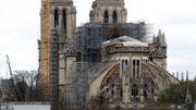 A cause du coronavirus, le chantier de Notre-Dame est interrompu