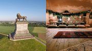 Un resto éphémère et une visite dans les musées de Waterloo pour clôturer les vacances d'été