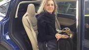 Delphine de Vigan dans Hep Taxi ! ce dimanche 25 février à 22h50 sur La Deux.
