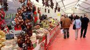 17ème Marché des Gourmets à Jehay ce samedi 24 & dimanche 25 mars