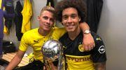 Dortmund et Witsel mettent fin à la série du Bayern et remportent la Supercoupe