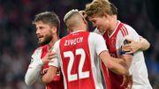 L'Ajax officieusement champion des Pays-Bas