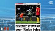 Devenir Steward pour l'union Belge, cela vous tente ?