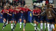 La Norvège bat le Nigeria 3-0