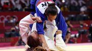 JO Tokyo 2020: Charline Van Snick éliminée en 1/4 de finale et fil en repêchage