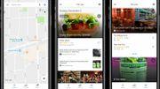 La fonction découverte de Google Maps est disponible en Belgique