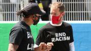 Lewis Hamilton et Sebastian Vettel opposés à un boycott à Spa-Francorchamps