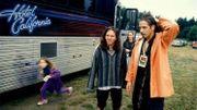 Chris Cornell sur scène avec Eddie Vedder