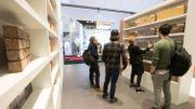 Ouverture au public de la 59e édition de Batibouw à Brussels Expo