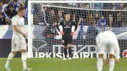 Le Real Madrid et Thibaut Courtois s'inclinent dans les derniers instants à Alaves