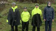 On a testé des vêtements imperméables pour rouler à vélo