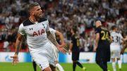 Tottenham battu par Monaco malgré un but d'Alderweireld