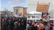 Chaîne humaine, marche verte: Bruxelles et Liège se mobilisent pour le climat ce dimanche
