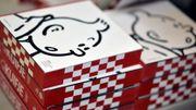 Un Tintin inédit en librairie 30 ans après la mort d'Hergé