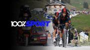 100% Sport: une arrivée main dans la main au Tour de France et une victoire belge au tour d'Italie féminin