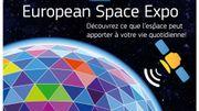 L'European Space Expo achève son tour d'Europe à Bruxelles