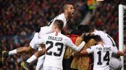 Le PSG domine ManU et prend une option pour les quarts, Lukaku joue dix minutes