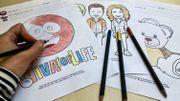 Coloriez Viva for Life et envoyez vos dessins, ils seront affichés dans le Cube