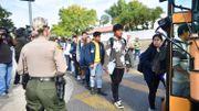 Fusillade dans un lycée aux Etats-Unis: deux morts et plusieurs personnes blessés, le suspect interpellé