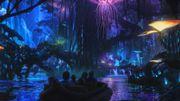 Disney dévoile les premières images de son nouveau Parc...