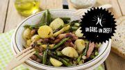 Recette : la salade liégeoise d'Un Gars, un Chef !