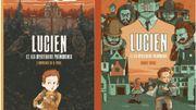 """""""Lucien et les mystérieux phénomènes"""" : l'album récompensé à la Fête de la BD à Bruxelles"""