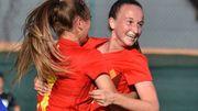 Les Red Flames U19 beaucoup trop fortes pour les jeunes arméniennes : 17-0