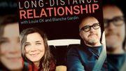 """""""Long-distance relationship"""", le nouveau podcast de Blanche Gardin et son compagnon Louic C.K."""