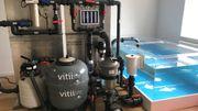 Le système de filtration bio-minérale d'Aquatic Science