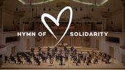 """Le Belgian National Orchestra et Santiago Cañón-Valencia livrent un """"Hymne à la solidarité"""", en hommage aux victimes des intempéries"""