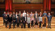Voici les 24 demi-finalistes du Concours Reine Elisabeth 2018 chant