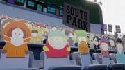 Covid-19 : des personnages de South Park remplissent un stade de foot à Denver