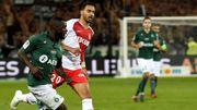 Avec Chadli mais sans Tielemans, Monaco poursuit sa série noire face à Saint-Étienne