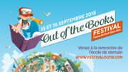 Festival Out of the Books, les 15 et 16 septembre à Waterloo