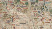 Un atlas nautique du XVIe siècle à télécharger