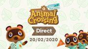 Animal Crossing : Nintendo consacre un Direct à New Horizons ce jeudi