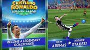 Les fans de Cristiano Ronaldo vont pouvoir se clasher sur un nouveau jeu mobile