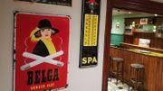 """Le """"Café de la Gare"""" à Bourcy: un gîte rural qui remonte le temps"""