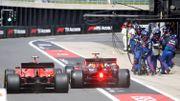 """Vettel reconnaît son erreur, Verstappen pas en colère, Leclerc """"ne s'était jamais autant amusé"""""""