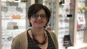 Stéphanie Ghenne, présidente de l'association des commerçants de Wavre.