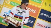 Sanne Cant célèbre sa centième victoire en cyclocross à Heusden-Zolder