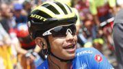 Le Colombien Esteban Chaves forfait pour la Vuelta