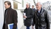 Le ministre Koen Geens reçoit des représentants du secteur audiovisuel belge