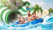 Bellewaerde a ouvert son aquapark ce 1er juillet