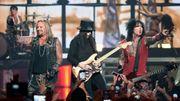 Mötley Crüe en studio