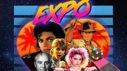 Génération 80 Expérience... Un Expo époustouflante sur tous ces moments cultes de l'époque !