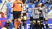 Charleroi vient à bout de Genk et aligne une quatrième victoire de rang