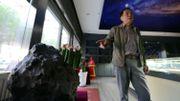 En Chine, des amateurs de météorites prêts à payer des prix astronomiques